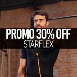 PROMO 30% OFF Starflex