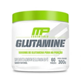 Glutamine 300g MP