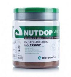 Nutdop Veg Pasta de Amendoim Chocolate Belga