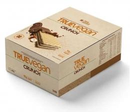 Wafer True Vegan Crunch (480g - 12 unid. 40g)